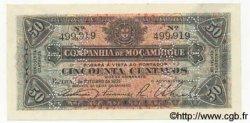 50 Centavos MOZAMBIQUE Beira 1931 P.R26 SPL