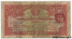 1/2 Libra MOZAMBIQUE  1931 P.R27 B+