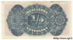 1/2 Libra MOZAMBIQUE Beira 1934 P.R30 TTB+