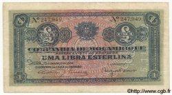 1 Libra MOZAMBIQUE  1934 P.R31 TTB