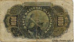 1000 Reis MOZAMBIQUE  1909 P.032 B à TB