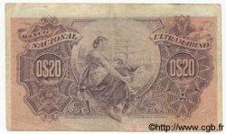 20 Centavos MOZAMBIQUE  1914 P.060 TB