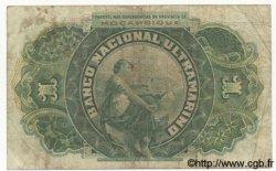 1 Escudo MOZAMBIQUE  1921 P.066b B à TB