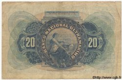 20 Escudos MOZAMBIQUE  1921 P.070b TB+ à TTB