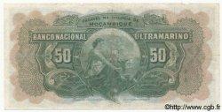 50 Escudos MOZAMBIQUE  1938 P.075 TB