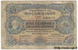 2,5 Escudos MOZAMBIQUE  1941 P.082 B