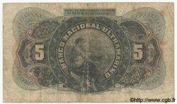5 Escudos MOZAMBIQUE  1941 P.083a B