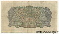 1 Escudo MOZAMBIQUE  1944 P.092 TB+