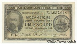 1 Escudo MOZAMBIQUE  1944 P.092 pr.NEUF
