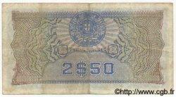 2,5 Escudos MOZAMBIQUE  1944 P.093 TB