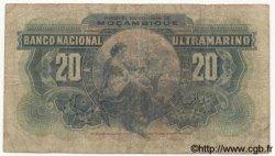 20 Escudos MOZAMBIQUE  1945 P.096 B