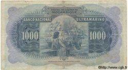 1000 Escudos MOZAMBIQUE  1947 P.099 TTB