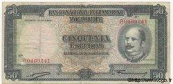 50 Escudos MOZAMBIQUE  1958 P.106 TB