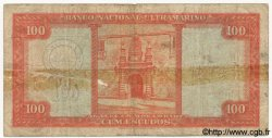 100 Escudos MOZAMBIQUE  1958 P.107