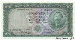 100 Escudos MOZAMBIQUE  1961 P.109a NEUF