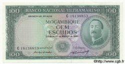 100 Escudos MOZAMBIQUE  1961 P.109b pr.NEUF