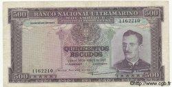 500 Escudos MOZAMBIQUE  1967 P.110 TB+
