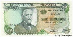1000 Escudos MOZAMBIQUE  1972 P.115 NEUF