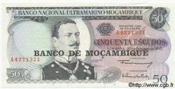 50 Escudos MOZAMBIQUE  1976 P.116 pr.NEUF