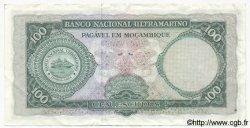 100 Escudos MOZAMBIQUE  1976 P.117 TTB
