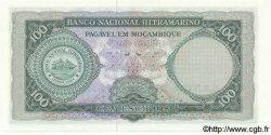 100 Escudos MOZAMBIQUE  1976 P.117a NEUF
