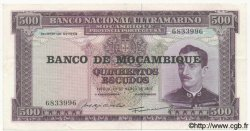 500 Escudos MOZAMBIQUE  1976 P.118 TTB