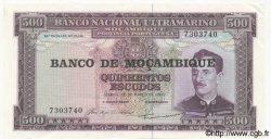 500 Escudos MOZAMBIQUE  1976 P.118 SPL