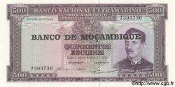 500 Escudos MOZAMBIQUE  1976 P.118a pr.NEUF
