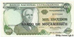 1000 Escudos MOZAMBIQUE  1976 P.119 pr.NEUF
