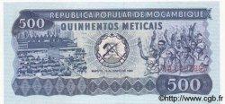500 Meticais MOZAMBIQUE  1980 P.127 NEUF