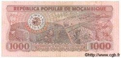 1000 Meticais MOZAMBIQUE  1980 P.128 SUP