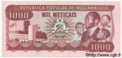 1000 Meticais MOZAMBIQUE  1983 P.132 SUP