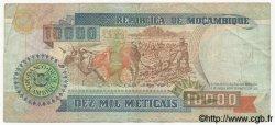 10000 Meticais MOZAMBIQUE  1991 P.137