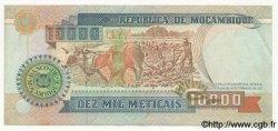 10000 Meticais MOZAMBIQUE  1991 P.137 TTB+