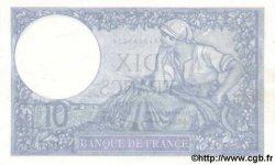 10 Francs MINERVE modifié FRANCE  1940 F.07.24