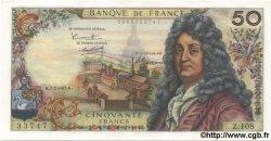 50 Francs RACINE FRANCE  1967 F.64.09
