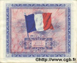 5 Francs DRAPEAU FRANCE  1944 VF.17.01 SUP