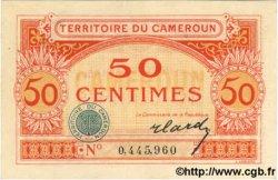 50 Centimes CAMEROUN  1922 P.04 SUP