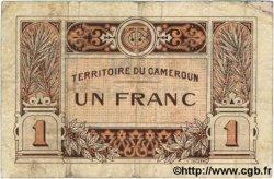 1 Franc CAMEROUN  1922 P.05 TB