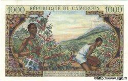 1000 Francs CAMEROUN  1961 P.07s SUP+