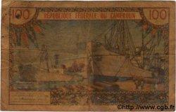 100 Francs CAMEROUN  1962 P.10 B