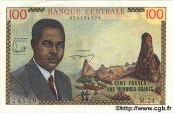 100 Francs CAMEROUN  1962 P.10 SUP
