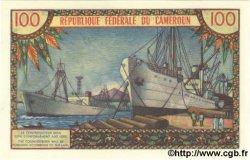 100 Francs CAMEROUN  1962 P.10 pr.NEUF