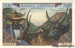 500 Francs CAMEROUN  1962 P.11 NEUF