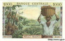 1000 Francs CAMEROUN  1962 P.12 pr.SUP