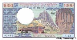 1000 Francs CAMEROUN  1978 P.16c NEUF
