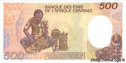 500 Francs CAMEROUN  1986 P.24a NEUF