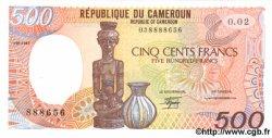 500 Francs CAMEROUN  1987 P.24a NEUF
