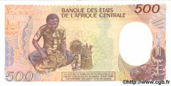 500 Francs CAMEROUN  1988 P.24a SUP