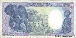 1000 Francs CAMEROUN  1990 P.26b TB+